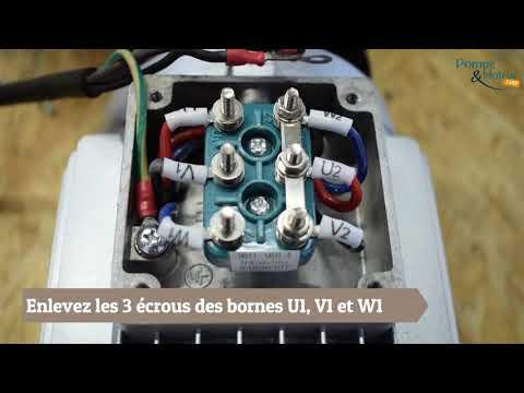Moteur électrique 230/400V, 4Kw, 3000 tr/mn - B35 Découvrez ci-dessous nos vidéos de présentation du produit