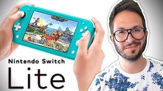 Nintendo Switch Lite : une PS Vita 2, plus qu'une vraie Switch 🧐