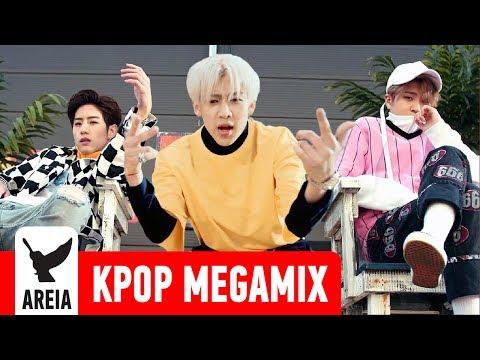 KPOP MEGAMIX #5 BTS x GOT7 x IKON x SEVENTEEN MASHUP