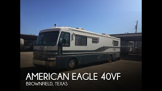 [SOLD] Used 1995 American Eagle 40VF in Brownfield, Texas