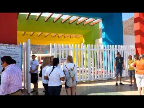 Voluntarios De ROC WHEELS Visitan Guaymas