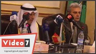 وزير العدل الكويتى من جامعة القاهرة: