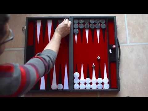 #1 - Backgammon & Tavla - Tutorial: Grundregeln