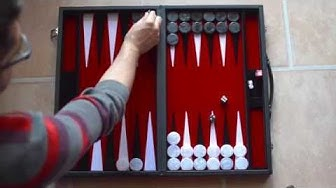 #1 - Backgammon & Tavla - Tutorial: Grundregeln