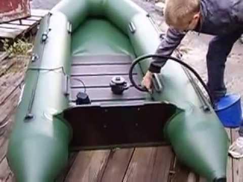 насос на лодку 66622