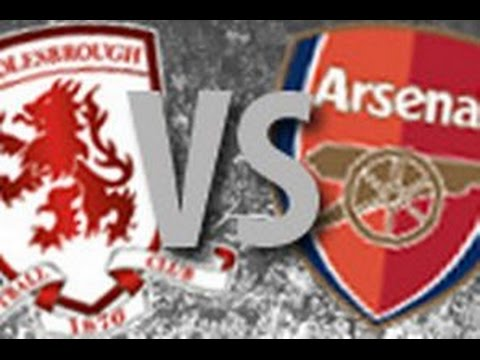 TROOPZTV – MIDDLESBROUGH VS ARSENAL PREVIEW – PLEASE GET THE WIN BOYS!!!