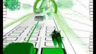 Audiosurf - Caramelldansen - Ninja Mono + ironmode