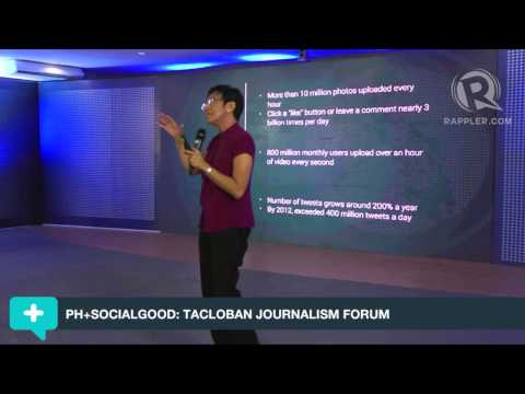 Maria Ressa on Journalism, Technology and the Future