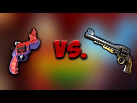 Respawnables-|Night Screech Gun VS. Outlaw Revolver|