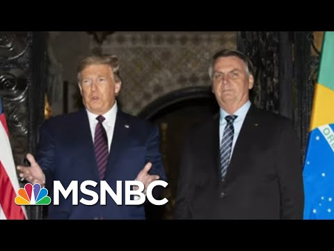 Chris Hayes: Trump Is Objectively Pro-Virus | All In | MSNBC