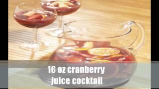 Olive Garden Sangria Secret Recipe - Unveiled!