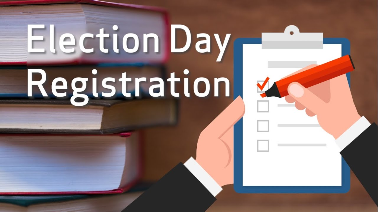 Oct. 24 is 'Voting Saturday': Register to vote, request an absentee ...