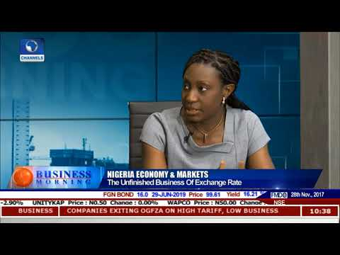 Nigerian Economy Slowly Regaining Confidence - Analyst |Business Morning|