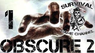 Прохождение ObsCure 2 Часть 1 Галлюцинации