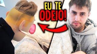 TROLLANDO O REZENDE !! - ACORDANDO ELE COM UM COPO DE ÁGUA!  [ REZENDE EVIL ]