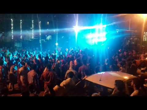 2017 dj show ganapati visharjan at ghatkopar