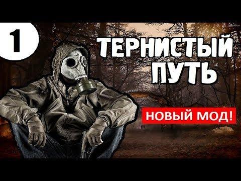 СТАЛКЕР ✸ НОВЫЙ МОД! ✸ ТЕРНИСТЫЙ ПУТЬ - 1 серия