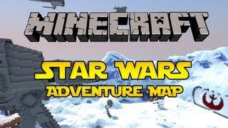 Star Wars Adventure | Hypixel's Map | Minecraft