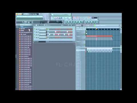Lil Wayne - A Milli Remake by Twin-I **FREE FLP FILE and MP3**