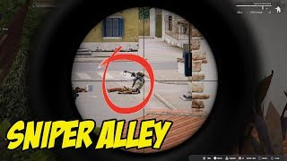 ARMA 3 WASTELAND - SNIPER ALLEY