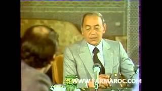 1980, Hassan II : tant qu'il y'aura un Tunisien, le peuple Tunisien restera