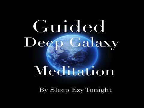 Guided Deep Galaxy Meditation ➤ Reconnect with your Profound Inner Wisdom