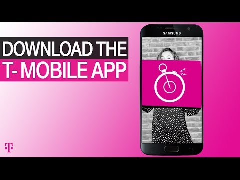 Pay Bills, Check Account Information & More With T-Mobile App | T-Mobile