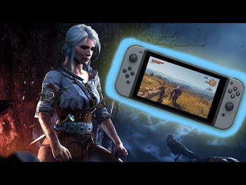 The Witcher 3 Switch Rumors Are ABOUND - Is This The RPG The Switch NEEDS? thumbnail