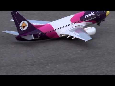 NOK AIR Scale RC บินอย่างนก  P4