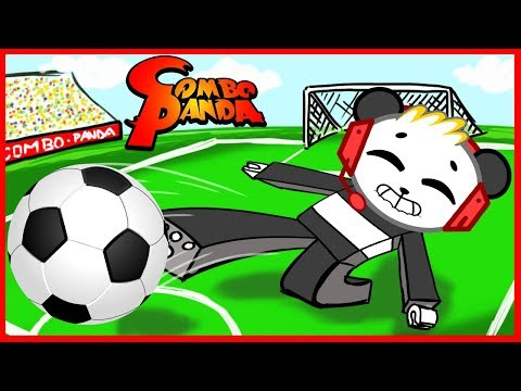 ROBLOX Kick Off Soccer Let's Play with Combo Panda