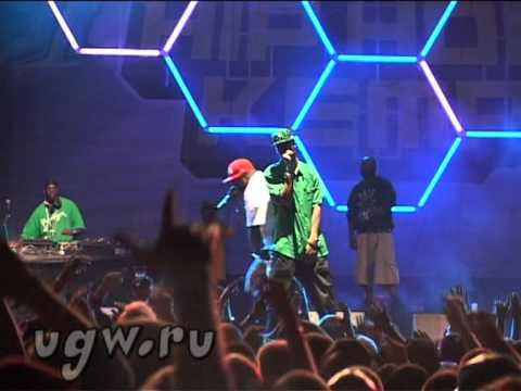 Boot Camp Clik live part 02/04 @ HipHopKemp 2010