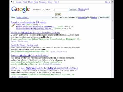 How do I search Google effectively?  Part I:  Boolean Operators & Phrase Searching
