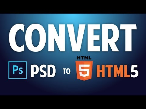 Convert PSD To HTML With Extract