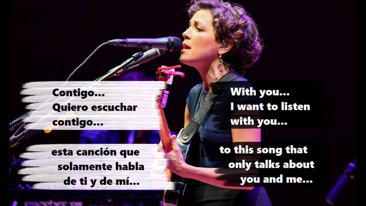 Contigo lyrics - El Canto Del Loco - Genius Lyrics