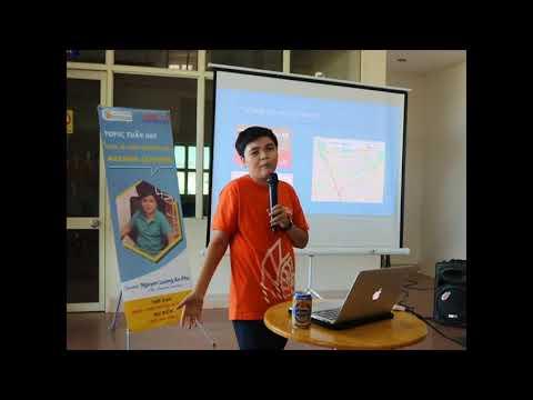 """[TALK AND BEER] Nguyễn Lương An Phú và Topic """"MACHINE LEARNING"""""""