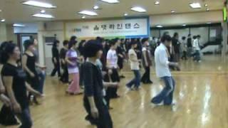 Line Dance - Ooh Poo Pah Doo