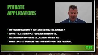 Pesticide Applicator Certification & Licensing