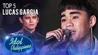 "Lucas Garcia performs ""Bulag, Pipi at Bingi"" 