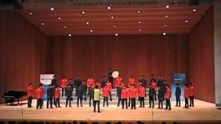 WYK Busan Choral Festival - 2010.10.13 Raua Needmine (Prize-giving Ceremony)
