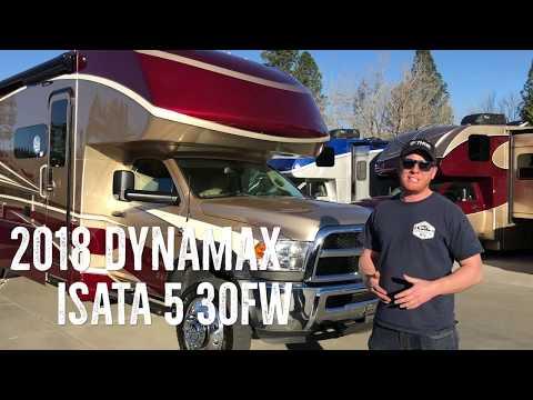 2018 Dynamax Isata 5 30FW by DeMartini RV Sales - YouTube