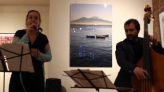 Laura Campisi Sicily Revisited - Facci Di Luna (Italian American Museum, NYC, 6/1/14)