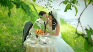 Свадебный клип Оксаны и Игоря (