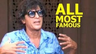 I was stopped at immigration because I looked like a Mexican Drug Lord - Chunky Pandey