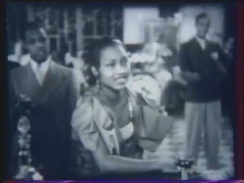 Mills Blue Rhythm Band + Sally Gooding 1933 - Underneath The Harlem Blues