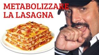 Enrico Brignano - Metabolizzare La Lasagna