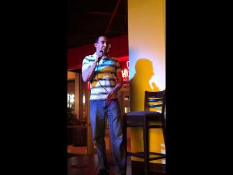 Jordan Vincent Laugh out Loud San Antonio 15 March 2011