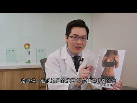 脂肪吸引 youtuber