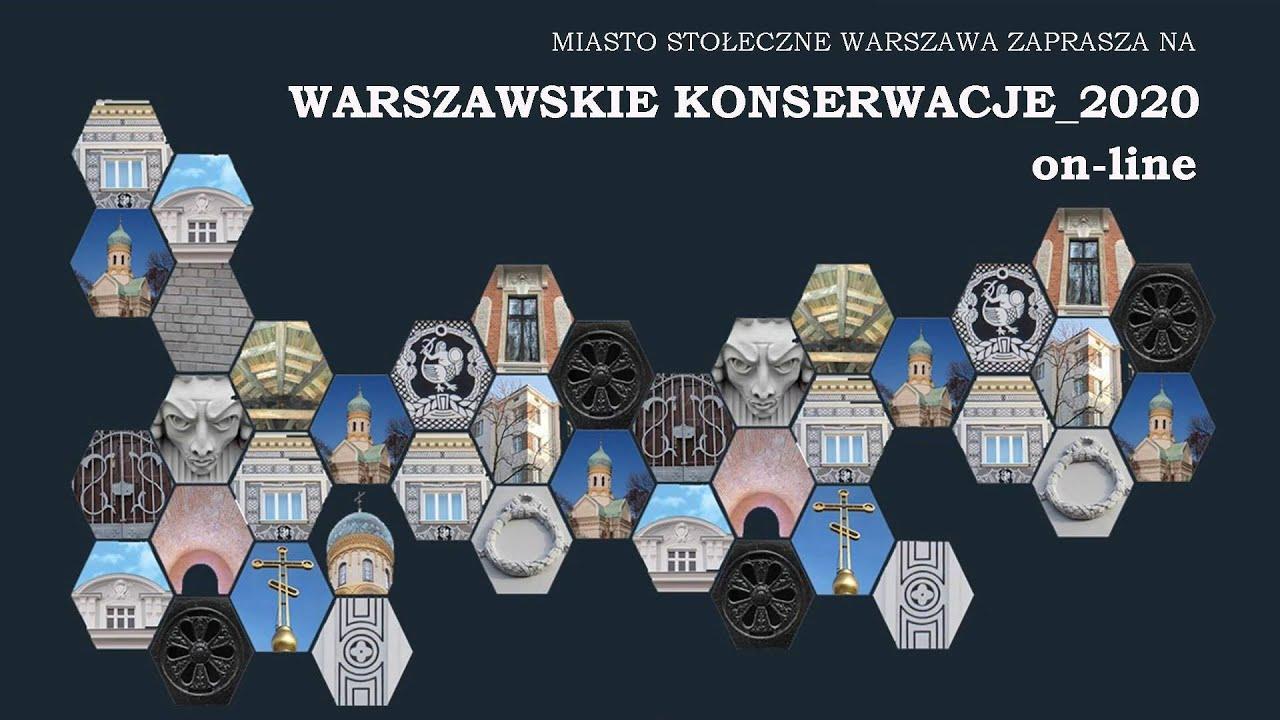 """Spacery """"Warszawskie konserwacje"""" - Szpitalna 5"""