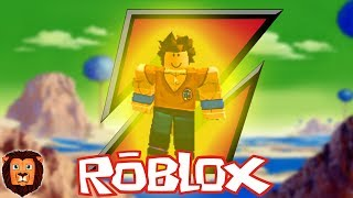 COMIENZA LA AVENTURA SUPER SAIYAN | ROBLOX DRAGON BALL Z FINAL STAND EN ROBLOX #1