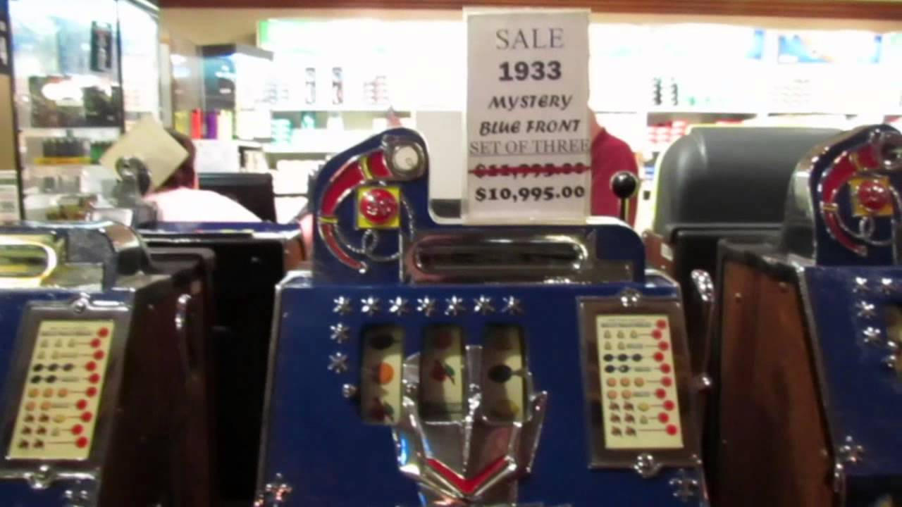 Best slot machines to play in laughlin